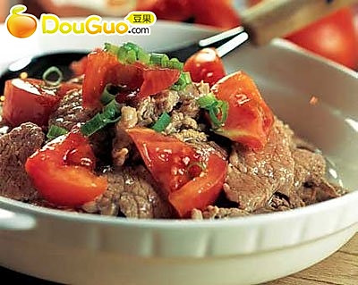 酸美滋味——西红柿烧牛肉的做法