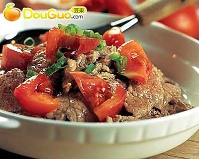 酸美滋味——西红柿烧牛肉