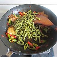 酸豆角回锅肉的做法图解7