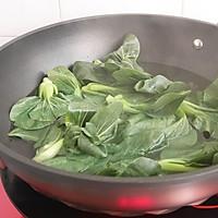 每天必吃-香菇青菜的做法图解4