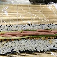 樱花卷寿司的做法图解12