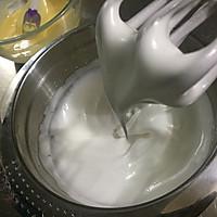 原味抹茶双色蛋糕卷的做法图解10