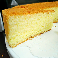 八寸戚風蛋糕的做法圖解15