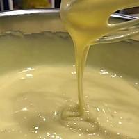 起司片棉花蛋糕 8吋無奶油、燙麵水浴烘烤(转载)的做法图解6