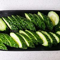 爽脆可口 当天就能吃的青瓜泡菜的做法图解2