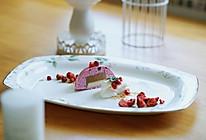 法式鲜树莓蓝莓慕斯+#相约MOF#的做法