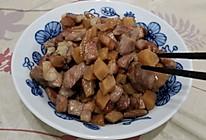 鲜香爽脆的萝卜干炒肉的做法