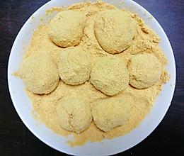 黄豆粉芒果糯米糍的做法