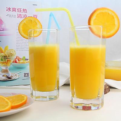 宝宝辅食---鲜榨橙汁你做对了吗?