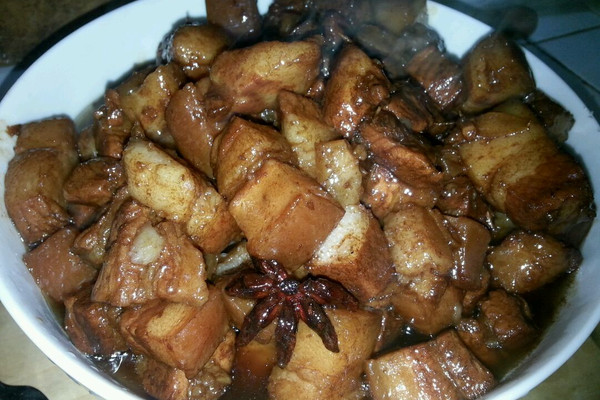 五部简单用料红烧肉(肥而不腻)的做法