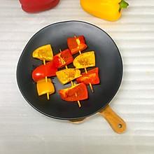 烤彩椒 #肉食者联盟#