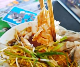#中秋宴,名厨味#清蒸鱼的做法