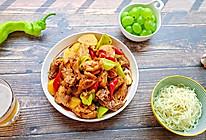 丰富餐桌味&零失败家庭版新疆大盘鸡的做法