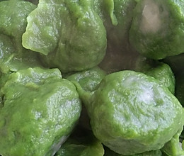 山野菜饺子的做法