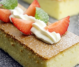 轻盈口感——轻芝士蛋糕的做法