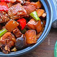 #硬核菜谱制作人#黄焖鸡米饭的做法图解15
