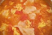 西红柿面片汤的做法