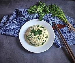 【越吃越瘦】菜脯香菜拌豆腐的做法