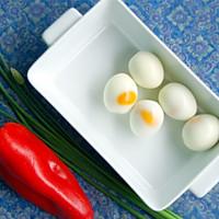 彩蛋沙拉#德国Miji爱心菜#的做法图解1