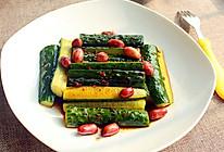 #菁选酱油试用之凉拌黄瓜的做法