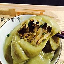 广西的特色美食——大肚糍