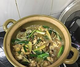 客家米酒三鲜鸡的做法