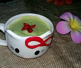 牛油果酸奶昔的做法