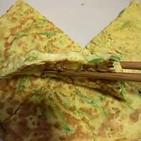 低卡-西葫芦鸡蛋饼