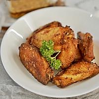 日式料理|来自名古屋的外脆里嫩美味炸鸡翅#硬核菜谱制作人#的做法图解9