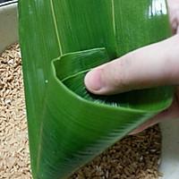 端午节的五花肉粽,附白粽子蜜枣粽做法!的做法图解5