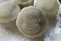 萌宠卡通冰皮月饼(豆沙冰皮月饼)的做法