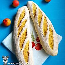 杏子酱面包