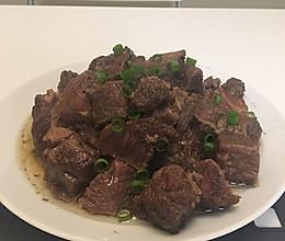 香炖牛肉 高压锅版 懒人版的做法