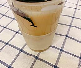 超级简单的焦糖奶茶的做法