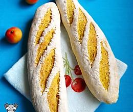 杏子酱面包的做法