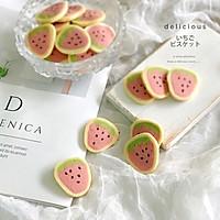 草莓饼干的做法图解16