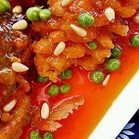 松鼠桂鱼#我的品道美食#的做法图解14
