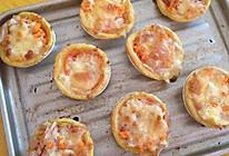蛋挞皮披萨的做法