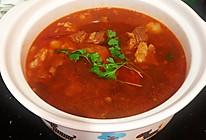 电压力锅搞定超浓郁番茄炖牛腩#全电厨王料理挑战赛热力开战!#的做法