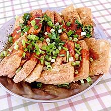 香煎豆腐家常版