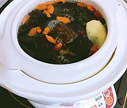 猪腰杜仲枸杞汤的做法