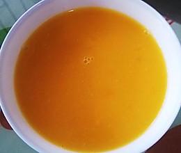 早餐——韩式南瓜粥(榨汁机版)的做法