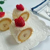 香蕉红薯卷