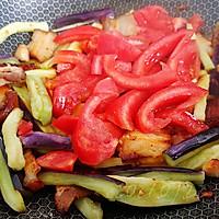 酱肉蚝香茄茄面的做法图解6