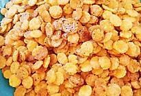 黄油玉米片的做法
