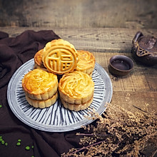 #晒出你的团圆大餐#中秋月饼