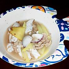 夏季健脾养胃、补硒滚汤