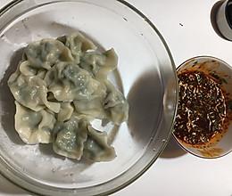 荠荠菜饺子的做法