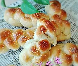 砂糖辫子面包的做法