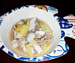 夏季健脾养胃、补硒滚汤的做法
